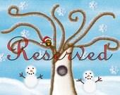 Reserved for Tara ~ 15 Burgandy Awareness *Mini* Paracord Ribbons