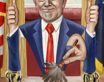 President Donald J Trump, Not Politically Correct Anthony Falbo