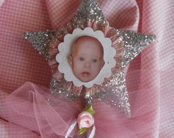 Every Princess Needs A Fairy Godmother Photo Wand