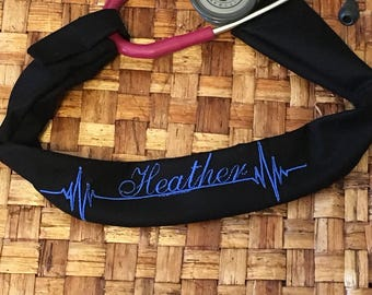 Stethoscope cover personalized