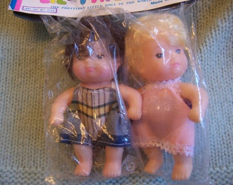 vintage lil friends dolls