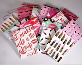 20 Matchbook Notepad  Party Favor  in  Glam Squad