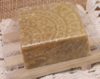 Matcha Tea Goats Milk Soap Gift Set