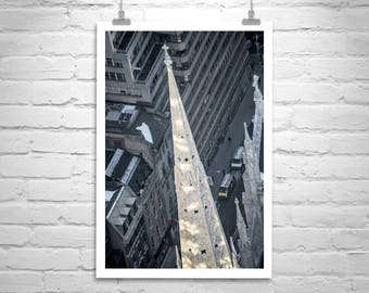 Saint Patricks, Cathedral Photo, Church Art, New York Art, Black and White, Vertical Art, Manhattan, St Patricks, Urban Art, City Art