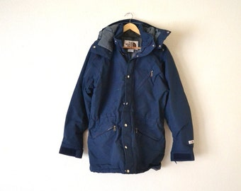 """90's """"North Face"""" Brown Label Jacket"""