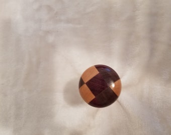 wooden bottle stopper