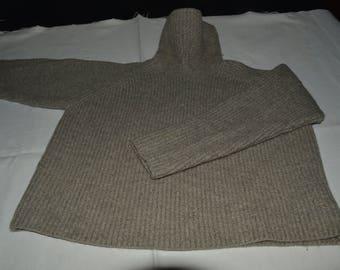 Heavy felted-wool