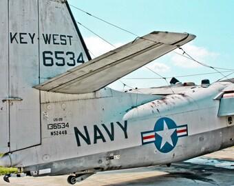 Key West US-2B Tracker Airplane Fine Art Print