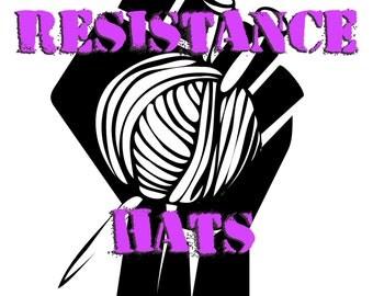 Resistance Hats -- Fight Trump's Agenda