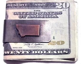 State Money Clip