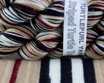 Trenchcoat - Hand Dyed Self-Striping Sock Yarn