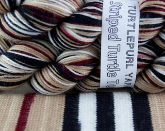 Trenchcoat - Hand Dyed Self-Striping Sock Yarn