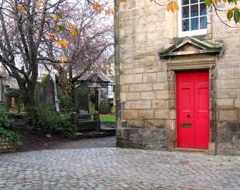 Red Door, Edinburgh