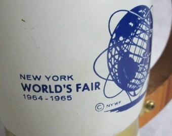 1964 - 1965 World's Fair Siesta Ware Mug