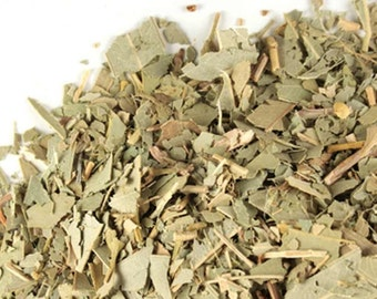 1 Ounce Dried Eucalyptus - Wicca Pagan Herbs Botanica 1oz Eucalyptus - Healing Calming Protection Spell