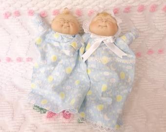 Doll Puppet Soft Sculptured Handmade Newborn Baby