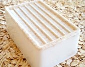 Spring Preview LILAC BLOSSOMS Handmade Three Butter Soap Big Bar 6.5 oz Free Shipping