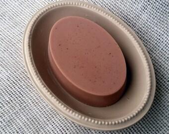 Kentucky Bourbon Scented Shea Butter Soap