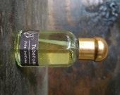 Tuberose Perfume Oil, Vintage Glass Perfume Bottle, Pure Tuberose Oil, .5oz
