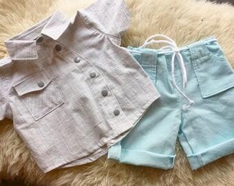 Boy Dress Shirt Outfit, Boys Button Down Shirt, Baby Boy Snap Shirt, Toddler Dress Shirt, Oxford Shirt, Toddler Boy Shirt, Boy Collar Shirt