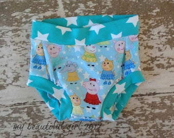Peppa & Friends... GROW with ME Training Pants - You Choose Size