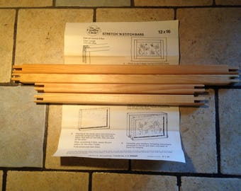 Wooden Stretcher Bar Frame Kit by Creative Circle
