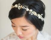 Wedding Hair Vine, Bridal Headpiece, Wedding Headband, Wedding Headpiece