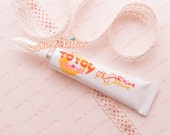 Fabric Glue - Toyoe Princess Rhinestone Fabric Glue 20ml | Clear Glue | Rhinestone Glue | Decoden Glue