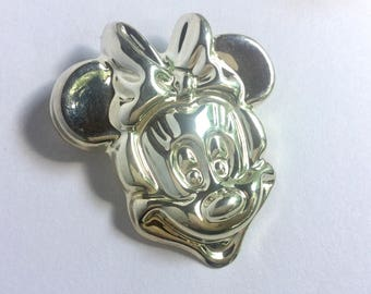 Vintage Disney Minnie Mouse Brooch or Pin