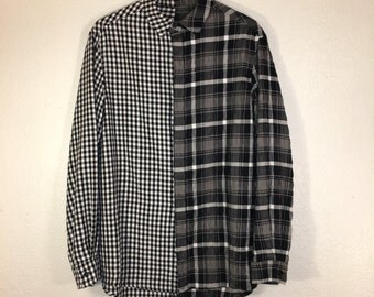 Half & Half Shirt