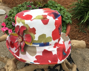 Flowers in Bloom Sunhat