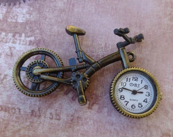 free shipping in UK - watch Pendant Quartz watch Bicycle
