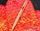 Nalbinding Needle - Zebra Wood - W235