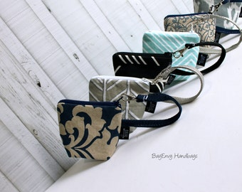 BagEnvy Handbags' Pacifier Pouch - Binky Pouch - Custom Made To Match your Diaper Bag