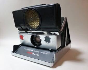 Vintage SX-70 Polaroid Camera - Working
