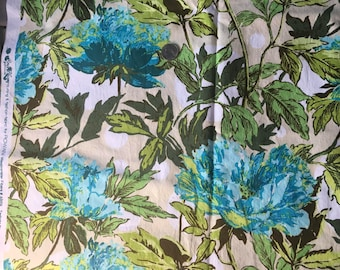 Amy Butler Soul Blossoms, Twilight Peony Rowan Westminster Fibers cotton Fabric 56 inches