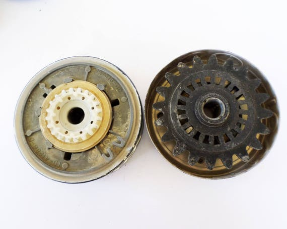 Vintage Gas Pump Dial, Numbered Gas Price Reel, Mixed ...