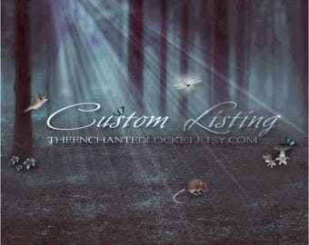 Custom Listing For Charisse