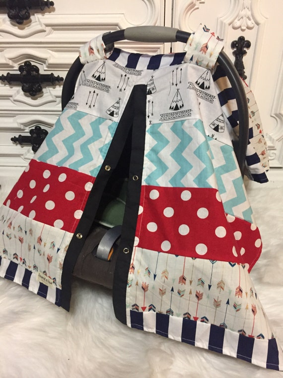 Car Seat Cover RTS OOAK