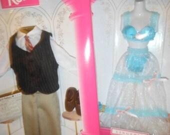Barbie  Clothes--MNRFB
