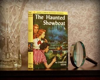 Hollow Book Secret Safe (Vintage 1957 Nancy Drew: The Haunted Showboat)