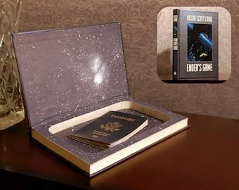 Hollow Book Safe (Ender's Game)