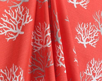 Spring Sale 20% off now-Isadella Salmon Curtains Window Treatments, Salmon Curtains