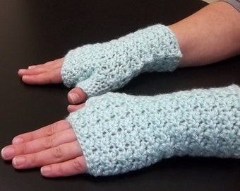 Fingerless Gloves, gloves, hand warmers, texting gloves, crochet gloves, wrist warmers, winter gloves