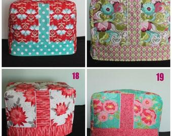 Handmade Sewing Machine Cover in Riley Blake Fabric Choose one)