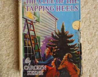 Nancy Drew The Clue of the Tapping Heels