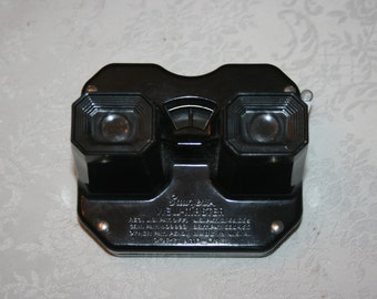 Vintage Black Sawyer's View - Master Made in USA Portland Oregon