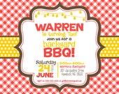 Warren - 15 invitation