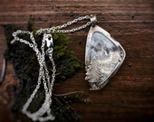 Alaska Glacier Pine Necklace