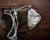 Alaska Glacier Pine Necklace